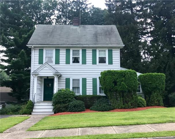 12 Benedict Street, Middletown, NY 10940 (MLS #5013884) :: William Raveis Baer & McIntosh