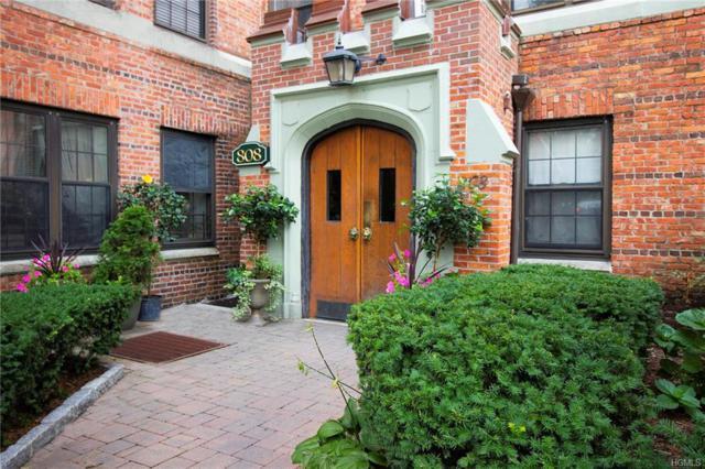 808 Bronx River Road 7E, Bronxville, NY 10708 (MLS #5016881) :: Mark Boyland Real Estate Team