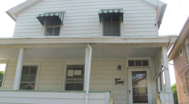 117 Newkirk Avenue, Kingston, NY 12401 (MLS #5018945) :: William Raveis Legends Realty Group