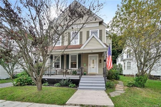 62 Hudson Street, Port Jervis, NY 12771 (MLS #5037961) :: William Raveis Legends Realty Group