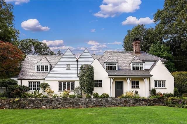 12 Wood End Lane, Bronxville, NY 10708 (MLS #5049276) :: Mark Boyland Real Estate Team