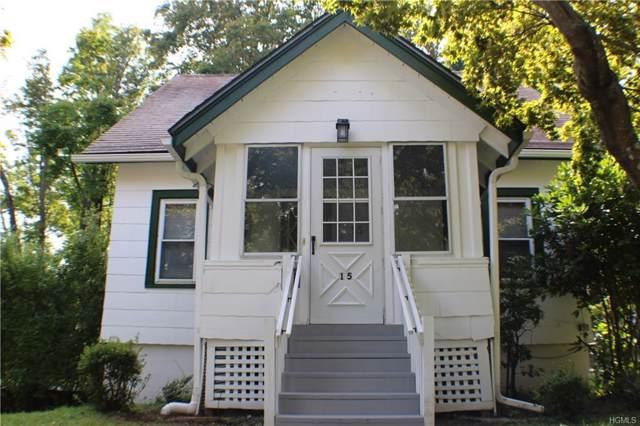 15 Clark Street, Middletown, NY 10940 (MLS #5063163) :: William Raveis Baer & McIntosh