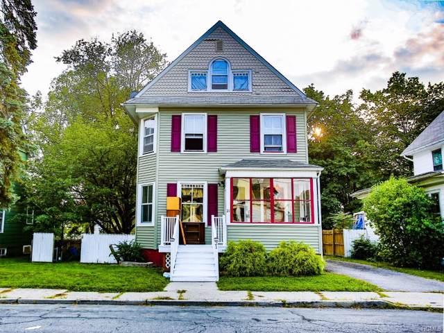 21 Bonnell Street, Middletown, NY 10940 (MLS #5063561) :: William Raveis Baer & McIntosh