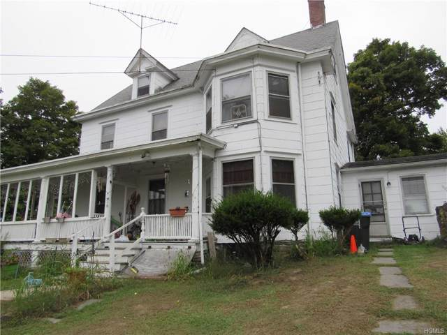 143 Old Chester Road, Goshen, NY 10924 (MLS #5064545) :: William Raveis Baer & McIntosh