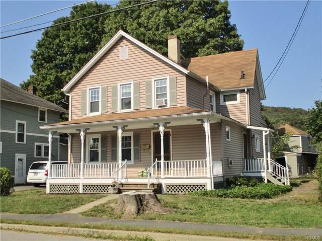 112 N Orange Street, Port Jervis, NY 12771 (MLS #5064668) :: William Raveis Legends Realty Group