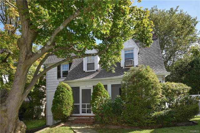 11 Sheldon Avenue, New Rochelle, NY 10801 (MLS #5065826) :: Mark Boyland Real Estate Team