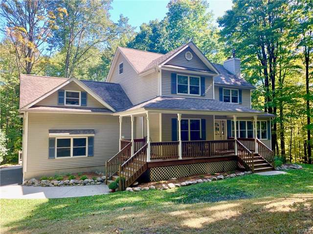 332 Old Mountain Road, Otisville, NY 10963 (MLS #5066055) :: The McGovern Caplicki Team