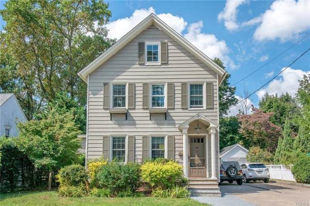 417 First Avenue, Pelham, NY 10803 (MLS #5066222) :: William Raveis Baer & McIntosh