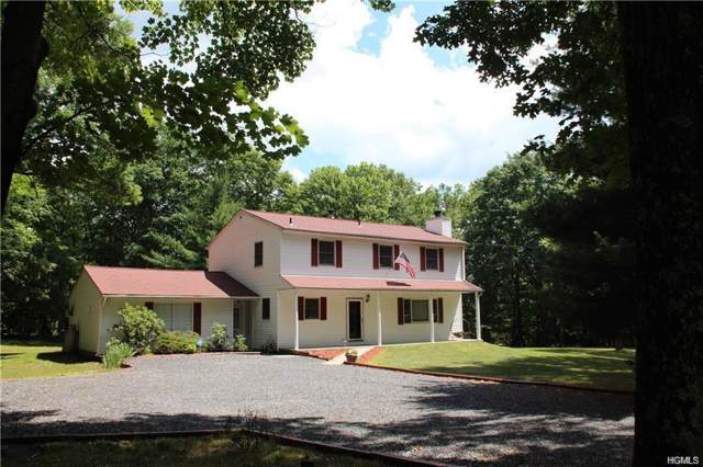 472 Roosa Gap Road, Bloomingburg, NY 12721 (MLS #5066871) :: Mark Boyland Real Estate Team