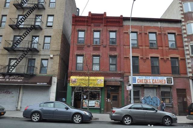 647 Courtlandt Avenue, Bronx, NY 10451 (MLS #5067756) :: William Raveis Legends Realty Group