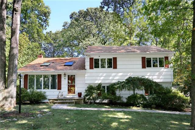 40 Wilshire Drive, Chestnut Ridge, NY 10977 (MLS #5071078) :: William Raveis Baer & McIntosh