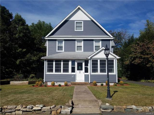 17 Allen Lane, Sloatsburg, NY 10974 (MLS #5072628) :: William Raveis Baer & McIntosh