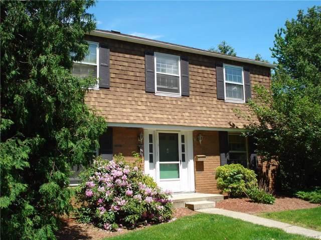 274 Hooker Avenue D1, Poughkeepsie, NY 12603 (MLS #5074413) :: William Raveis Baer & McIntosh