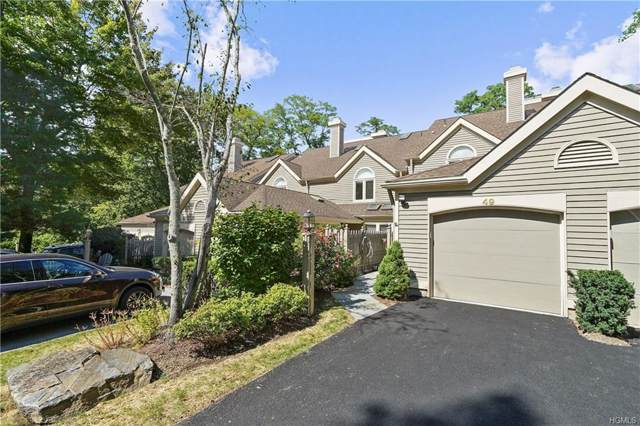 49 Boulder Ridge Road #49, Scarsdale, NY 10583 (MLS #5077800) :: William Raveis Legends Realty Group