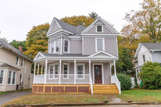 45 Prospect Street, Brewster, NY 10509 (MLS #5080182) :: William Raveis Legends Realty Group