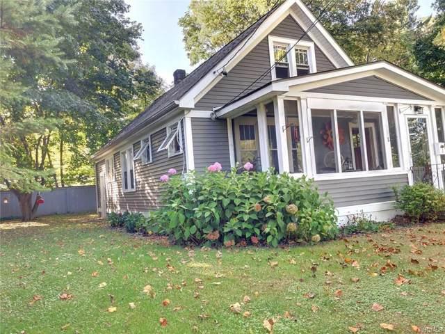 1 Garden Street, Hyde Park, NY 12538 (MLS #5084355) :: Mark Seiden Real Estate Team