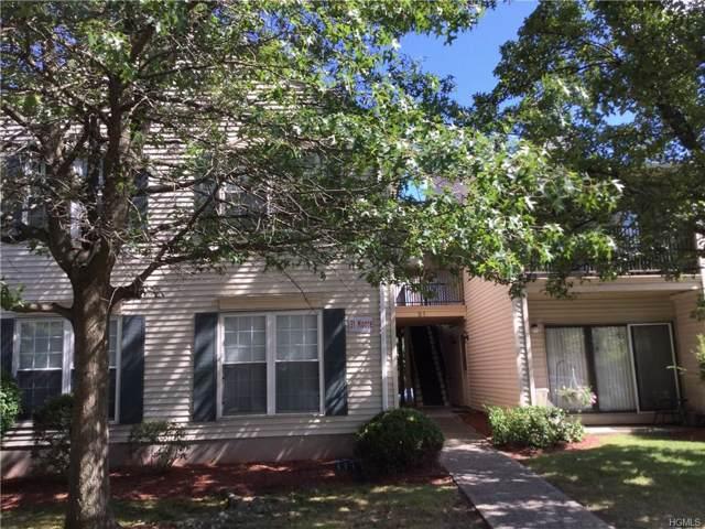 31 Moore Lane #11, Washingtonville, NY 10992 (MLS #5085443) :: William Raveis Baer & McIntosh