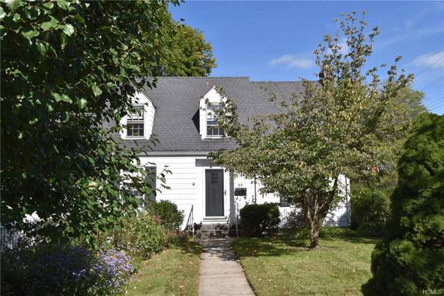 35 Chestnut Street, Rhinebeck, NY 12572 (MLS #5088136) :: The Anthony G Team
