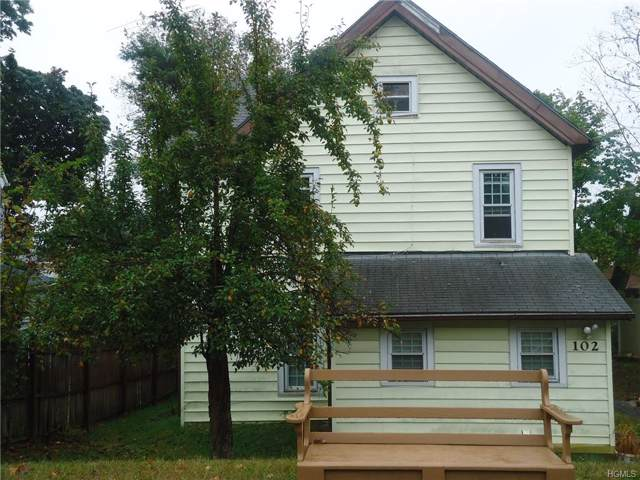 102 Wawayanda Avenue, Middletown, NY 10940 (MLS #5090192) :: Shares of New York