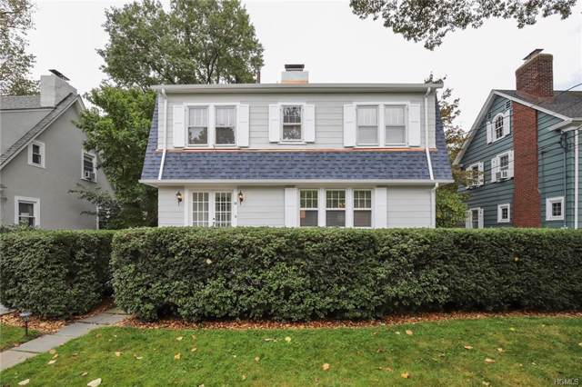 38 Hamilton Road, Scarsdale, NY 10583 (MLS #5090610) :: Shares of New York