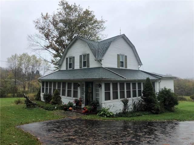 33 Obernburg Road, Fremont Center, NY 12767 (MLS #5093750) :: Mark Boyland Real Estate Team