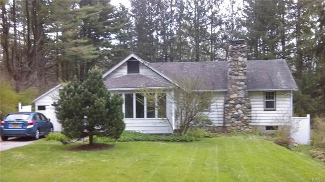 136 Bundy Hill Road, Holmes, NY 12531 (MLS #5094055) :: William Raveis Baer & McIntosh