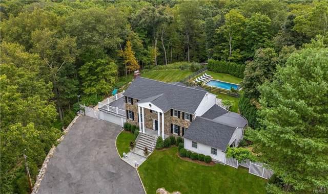 38 Saddle Ridge Road, Pound Ridge, NY 10576 (MLS #5095388) :: Shares of New York