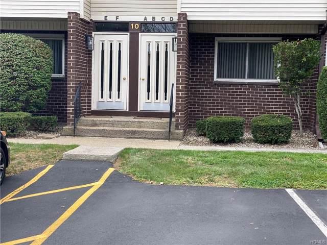 10 Blue Hill Commons Drive C, Orangeburg, NY 10962 (MLS #5096507) :: The McGovern Caplicki Team