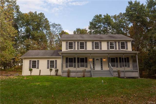 122 Hunt Road, Wallkill, NY 12589 (MLS #5096689) :: William Raveis Baer & McIntosh