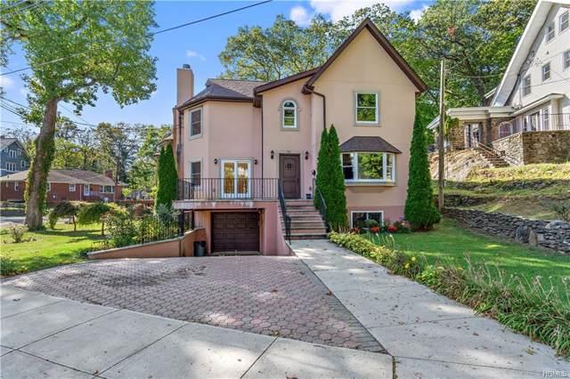 75 Hillcrest Avenue, Yonkers, NY 10705 (MLS #5098102) :: William Raveis Baer & McIntosh