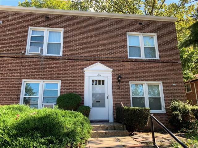163 Hilltop Acres #163, Yonkers, NY 10704 (MLS #5099107) :: William Raveis Legends Realty Group