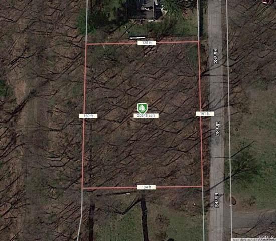 Elm Road, Lake Peekskill, NY 10537 (MLS #5099300) :: Marciano Team at Keller Williams NY Realty