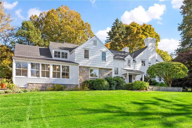 37 Ludlow Drive, Chappaqua, NY 10514 (MLS #5101814) :: William Raveis Legends Realty Group