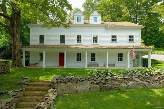 428 Quaker Road, Chappaqua, NY 10514 (MLS #5102355) :: William Raveis Legends Realty Group