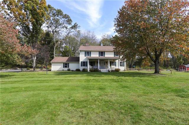 96 Tracy Road, Pawling, NY 12564 (MLS #5103258) :: William Raveis Baer & McIntosh