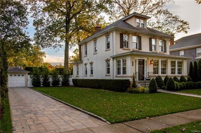 1109 Washington Avenue, Pelham, NY 10803 (MLS #5103332) :: William Raveis Baer & McIntosh