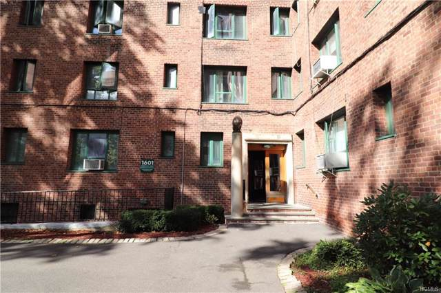 1601 Metropolitan Avenue 2H, Bronx, NY 10462 (MLS #5103461) :: The Anthony G Team