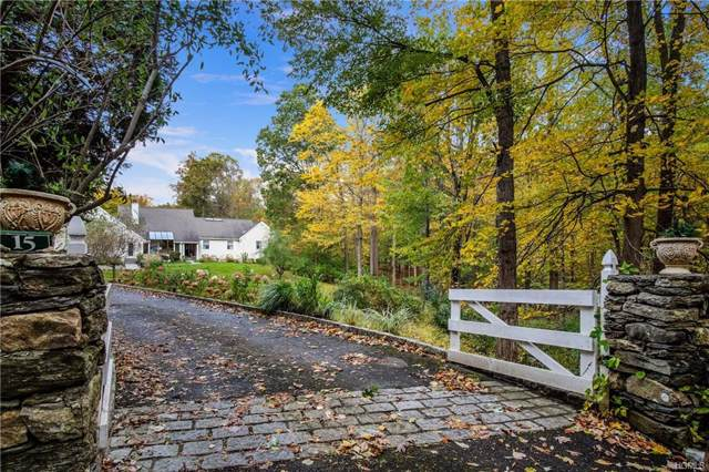 15 Patterson Road, Pound Ridge, NY 10576 (MLS #5104471) :: William Raveis Legends Realty Group