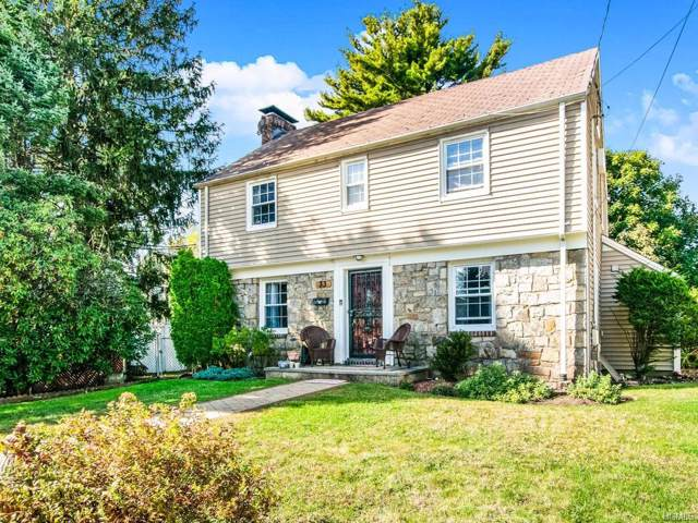 33 Fairfield Place, Yonkers, NY 10705 (MLS #5105061) :: The Anthony G Team