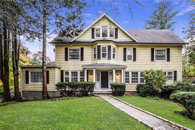 25 Cambridge Road, Scarsdale, NY 10583 (MLS #5105890) :: Marciano Team at Keller Williams NY Realty