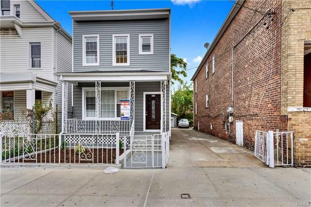 723 E 218th Street, Bronx, NY 10467 (MLS #5106019) :: RE/MAX Ronin