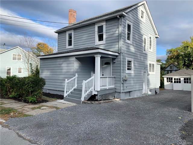 116 North Street, Newburgh, NY 12550 (MLS #5106603) :: The Anthony G Team