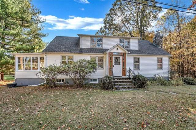40 Hamptonburgh Road, Campbell Hall, NY 10916 (MLS #5106750) :: William Raveis Legends Realty Group