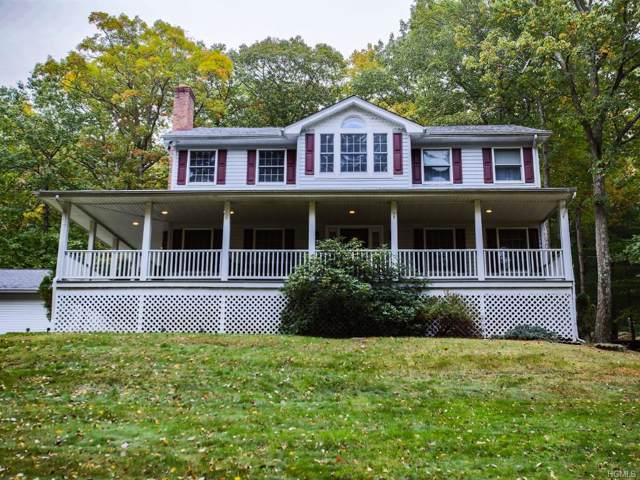 374 Upper Pine Kill Road, Wurtsboro, NY 12790 (MLS #5106811) :: William Raveis Baer & McIntosh
