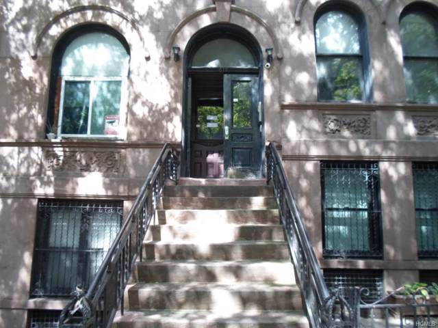 613 W 146th Street, New York, NY 10031 (MLS #5106942) :: The Anthony G Team