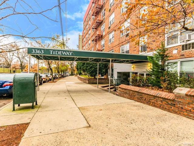 3363 Sedgwick Avenue 5S, Bronx, NY 10463 (MLS #5107240) :: William Raveis Legends Realty Group