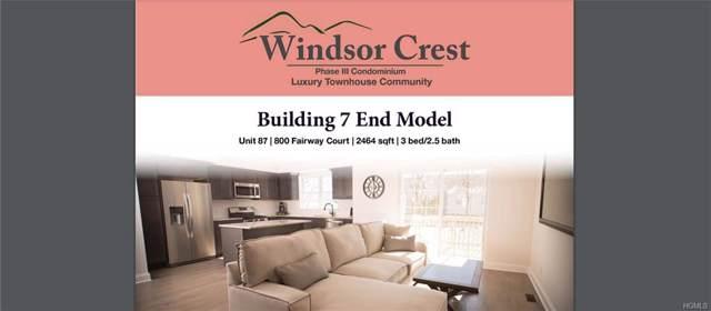 800 Fairway Court, New Windsor, NY 12553 (MLS #5108203) :: RE/MAX Ronin