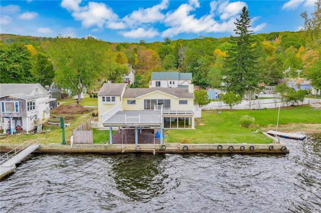 25 W Cove Road, Greenwood Lake, NY 10925 (MLS #5108346) :: Shares of New York