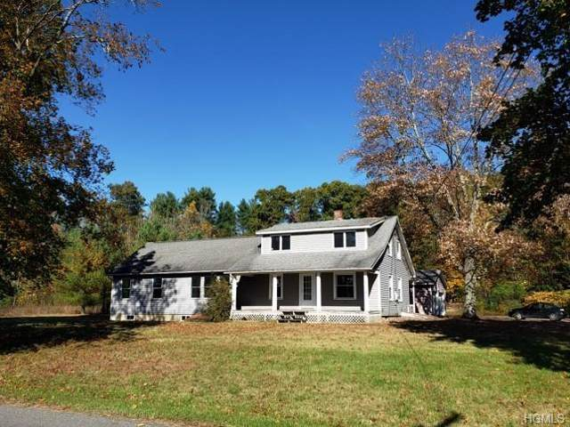 60 Airport Road, Accord, NY 12404 (MLS #5110655) :: Mark Boyland Real Estate Team