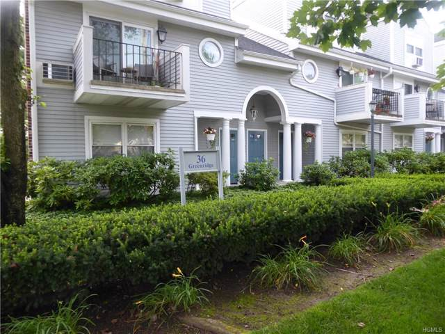 36 Greenridge Avenue #36, White Plains, NY 10605 (MLS #5111297) :: Marciano Team at Keller Williams NY Realty